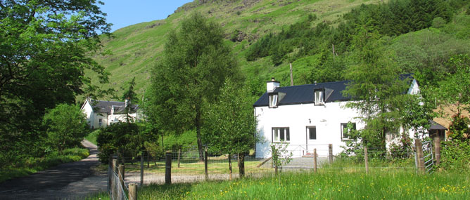 Glen Fyne Cottage